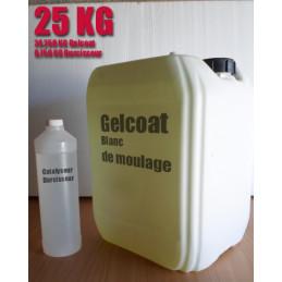 Gelcoat de moulage  25KG