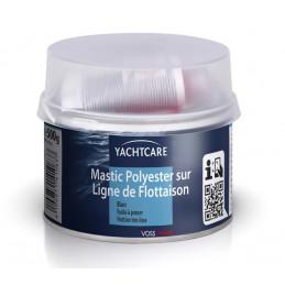 Mastic polyester sur ligne de flottaison 500G
