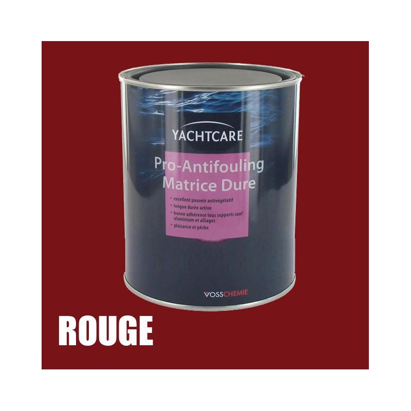 Antifouling Rouge Matrice dure 2,5L