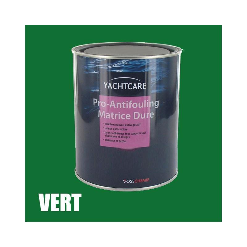 Antifouling Vert Matrice dure 2,5L