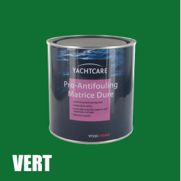 Antifouling Vert Matrice dure 750 ml