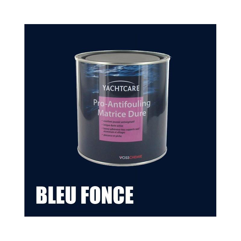 Antifouling Bleu foncé Matrice dure 750 ml