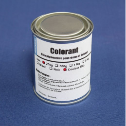 Colorant vert 250G -6037